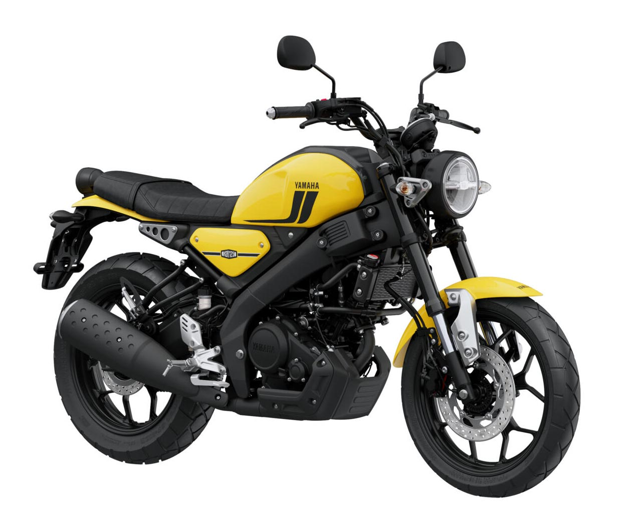 Yamaha XSR 125 technical specifications